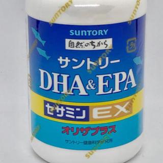 サントリー DHA EPA