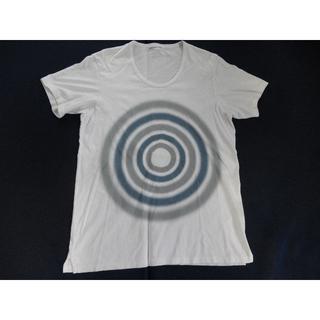 LAD MUSICIAN - 美品 ラッドミュージシャン サークル プリント 半袖 Tシャツ 白