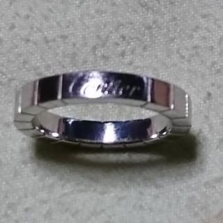 カルティエ(Cartier)のCartier ラニエール(リング(指輪))