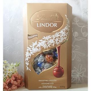 リンツ(Lindt)の*リンツ チョコレート 600g いっぱい! コストコ*(菓子/デザート)