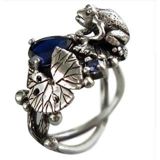 新品◆カエルのリング③(リング(指輪))