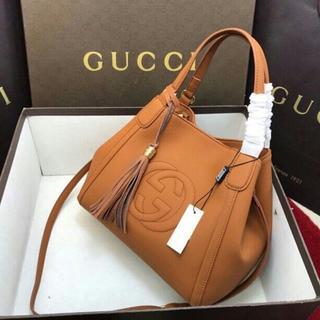 Gucci - 新品GUCCI トートバッグ ショルダーバッグ グッチバッグ