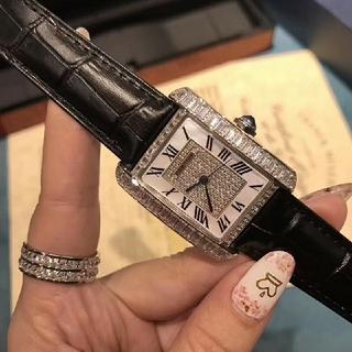 カルティエ(Cartier)のカルティエ タンク腕時計(腕時計)