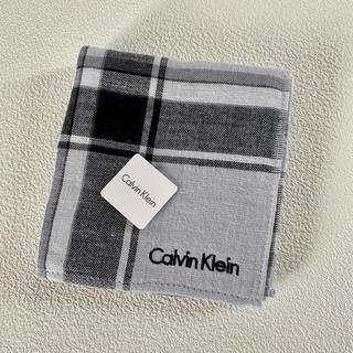 カルバンクライン(Calvin Klein)の【ご予約品】新品 Calvin Klein タオルハンカチ(ハンカチ/ポケットチーフ)