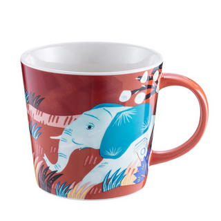 スターバックスコーヒー(Starbucks Coffee)の台湾 スターバックス マグカップ 象 ゾウ ぞう(マグカップ)
