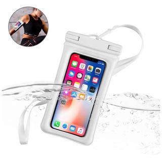 防水ケース スマホ用 アームバンド 防水携帯ケース