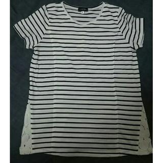 アカチャンホンポ - マタニティ 授乳服 Tシャツ L
