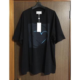 Maison Martin Margiela - 黒50 新品 マルジェラ オーバーサイズ Tシャツ ビッグシルエット