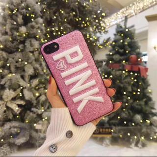 ヴィクトリアズシークレット(Victoria's Secret)のPINK iPhone X ケース(iPhoneケース)