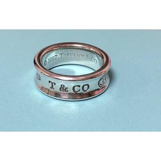 Tiffany & Co. - ティファニー 1837 リング