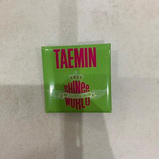 シャイニー(SHINee)のSHINee BOYS MEET U テミン ピンバッチ(K-POP/アジア)