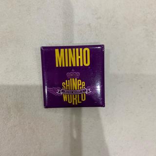 シャイニー(SHINee)のSHINee BOYS MEET U ミンホ ミノ ピンバッチ(K-POP/アジア)