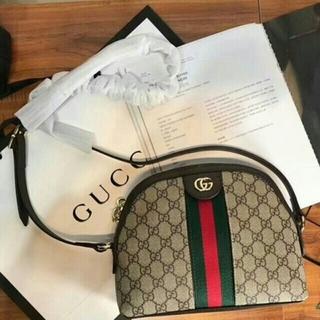 Gucci - GUCCIグッチ レザー ボディバッグ ショルダーバッグ