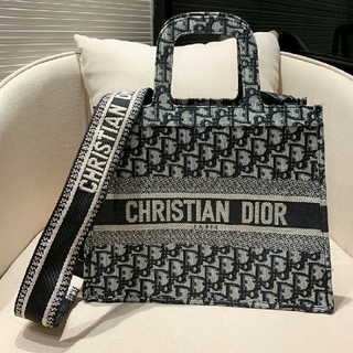 Dior ショルダーバッグ ショツプ袋 トートバッグ