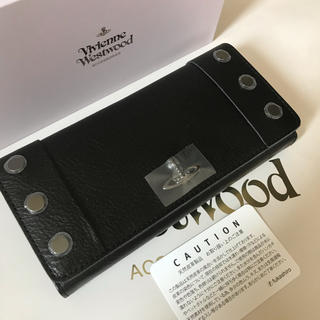 Vivienne Westwood - 新品 ヴィヴィアン 長財布 ヌーロック  black