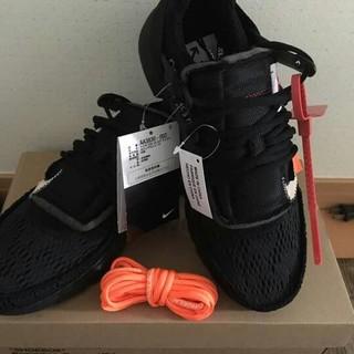 ナイキ(NIKE)のthe ten Nike Air presto off-white 26.0 (スニーカー)