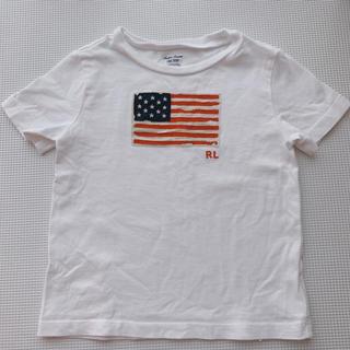 Ralph Lauren - ラルフローレン★星条旗Tシャツ★90cm