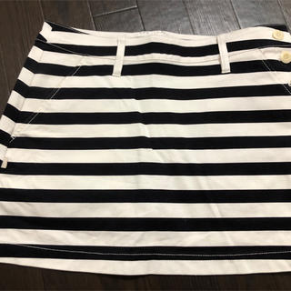 PEARLY GATES - ジャックバニー インナー付スカート