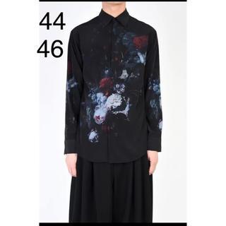 LAD MUSICIAN - 19ss スタンダードシャツ  44 46