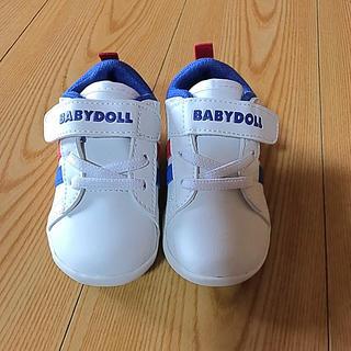 ベビードール(BABYDOLL)のBABYDOLL♥新品未使用♥子ども♥スニーカー♥14cm♥(スニーカー)