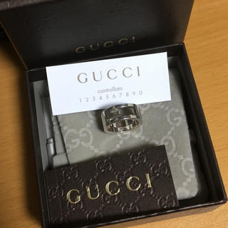Gucci - グッチ リング 11号