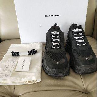 Balenciaga - BALENCIAGA バレンシアガ triples トリプルS 43 正規品