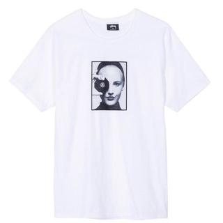 ステューシー(STUSSY)のSTUSSY PRINTEMPS19 CHANEL Tシャツ 追悼 L(Tシャツ/カットソー(半袖/袖なし))