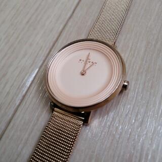 スカーゲン(SKAGEN)のSKAGEN ピンクゴールド 腕時計 レディース(腕時計)