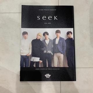 シャイニー(SHINee)のSHINeeWORLD J SEEK Vol.005(K-POP/アジア)