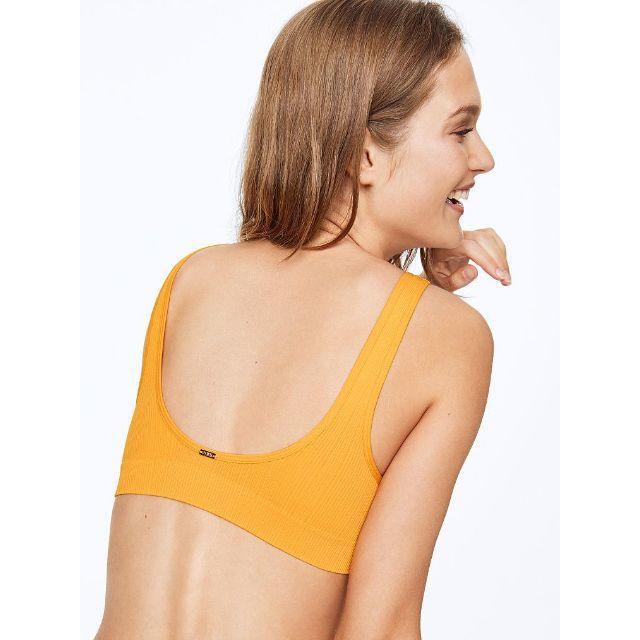新品♡ヴィクトリアシークレットシームレスブラレット レディースの下着/アンダーウェア(ブラ)の商品写真