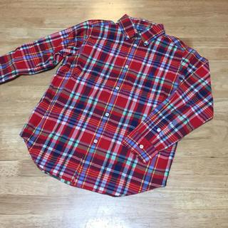 Ralph Lauren - ラルフローレン チェックシャツ 120