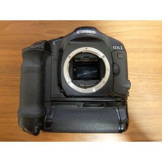 Canon EOS-1V HS ボディ キヤノン フィルム一眼