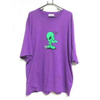COMME des GARCONS - 【美品】DSMG限定 gosha rubchinskiy エイリアン Tシャツ