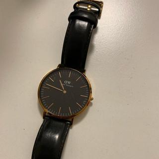 ダニエルウェリントン(Daniel Wellington)のDaniel Wellington 腕時計 ユニセックス(腕時計(アナログ))