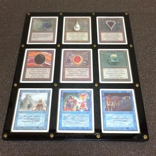マジック:ザ・ギャザリング - mtg ブラックロータス カードセット 白枠 9枚