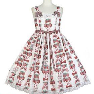 Angelic Pretty - strawberry doll