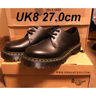 ドクターマーチン(Dr.Martens)の新品 ドクターマーチン厚底 1461 BEX UK8 3ホール 3eyes(ブーツ)