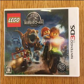 ニンテンドー3DS - レゴ  3DS  ジュラシック・ワールド