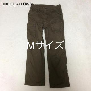 UNITED ARROWS - ユナイテッドアローズ ワークパンツ メンズ Mサイズ