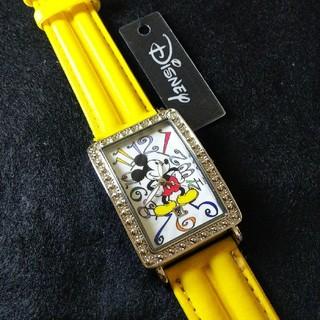 ディズニー(Disney)の【未使用B級品】 ミッキーウォッチ クオーツ(腕時計(アナログ))