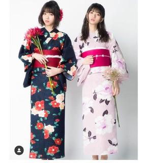 ノギザカフォーティーシックス(乃木坂46)の斎藤飛鳥さん着用 浴衣(浴衣)