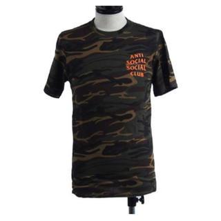 ステューシー(STUSSY)のアンチソーシャルソーシャルクラブ Tシャツ(Tシャツ/カットソー(半袖/袖なし))