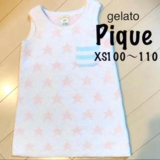 ジェラートピケ(gelato pique)のジェラートピケ100〜110(ワンピース)