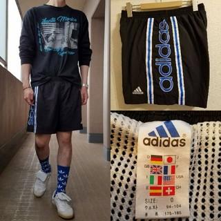 adidas - 希少 90's vintage adidas ナイロンショーツ/スイムショーツ