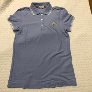 美品 モンクレール ポロシャツ XS(ポロシャツ)