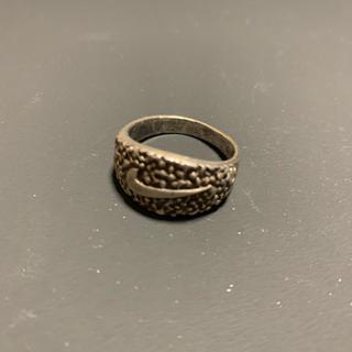 ナイキ(NIKE)のnike ナイキ silver シルバー 925 vintage リング 指輪(リング(指輪))