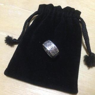 シルバー925 ダガー クロス スペーサーリング 指輪(リング(指輪))