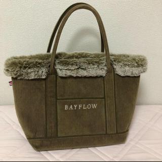 ベイフロー(BAYFLOW)のBAYFLOW トートバッグ サイズS(トートバッグ)
