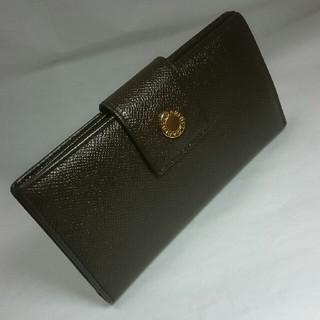 ブルガリ(BVLGARI)のBVLGARIクラシコレザー長財布(財布)