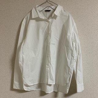 アーバンリサーチ(URBAN RESEARCH)のアーバンリサーチ  白シャツ(シャツ/ブラウス(長袖/七分))